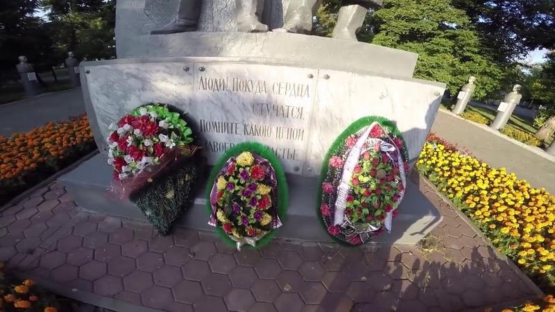 Острогожск населенный пункт воинской доблести Студия Александра Никонова 2020