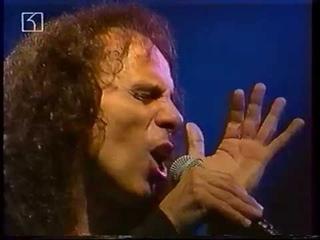 Dio: live in Sofia, Bulgaria 1998