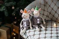 Мышки Новогодние