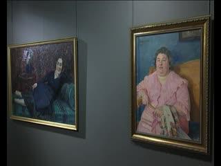 В Курской картинной галерее представили выставку Русского музея