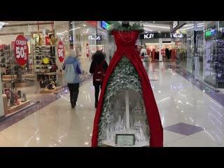 Новогоднее путешествие 4 сезон 5 выпуск на Выставке-инсталяции Модная Ёлка Бийск 2019