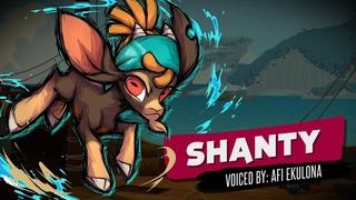 Them's Fightin' Herds - Shanty Trailer
