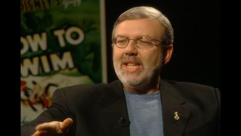 A conversation with Bill Farmer DVD ENG