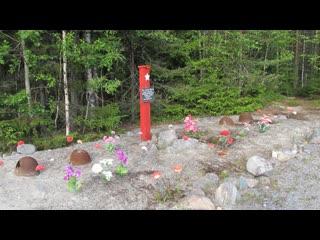 Братские могилы воинов, погибших в годы Великой Отечественной войны в Медвежьегорском районе и за город Медвежьегорск