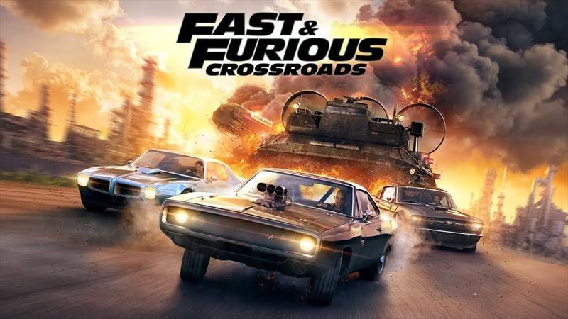 Fast and Furious Crossroads ► Проникновение на сухую ► Прохождение 4