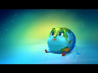 Мультфильм для детей - Человек и земля - Экологический мультик - Познавательное видео - Природа.