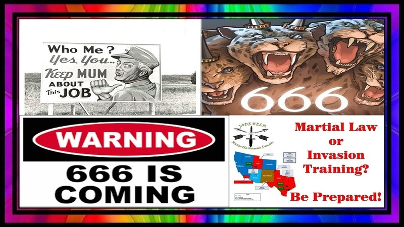 Beast Quantum AI JADE Helm World Wide Manhattan Project The Sword Is Coming