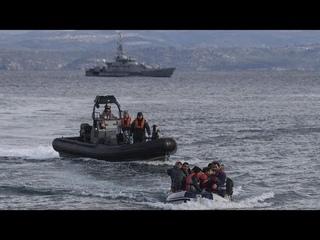 Судебный иск против погранслужбы ЕС от имени мигрантов…