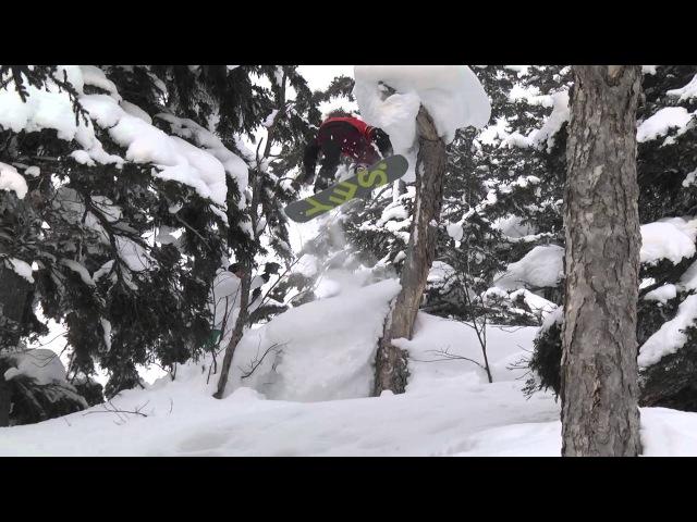 Heikki Sorsa Full Part 2013 - Cooking With Gas - TransWorld SNOWboarding