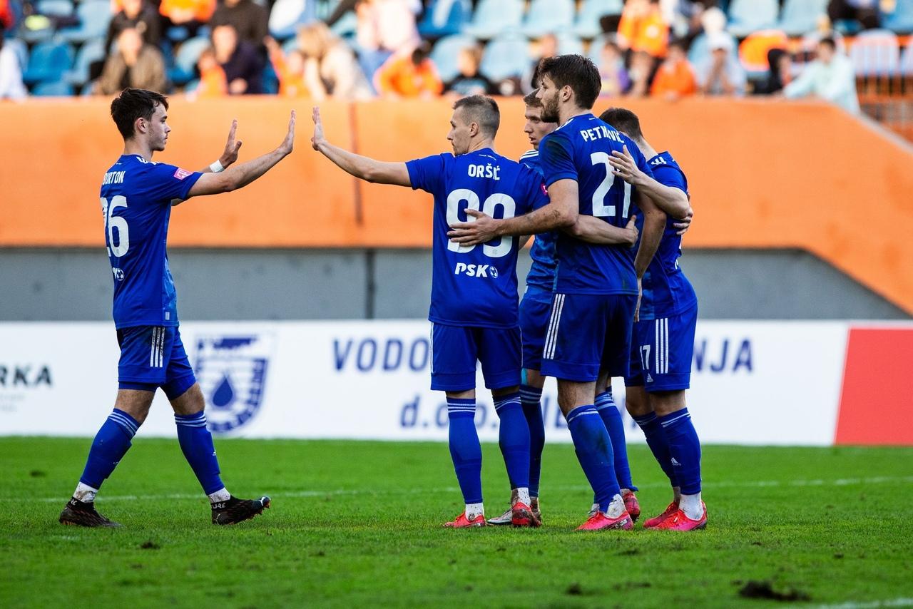 Шибеник - Динамо Загреб, 0:2