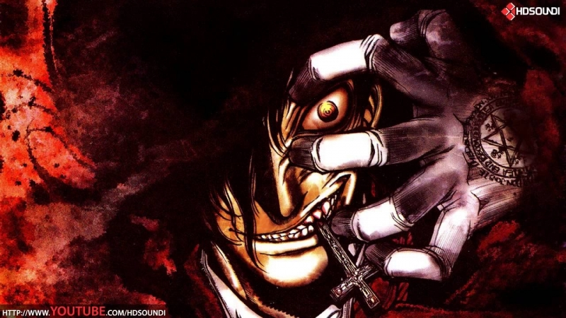 Hellsing - The Sound of Madness