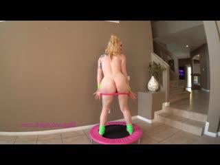 порно жопастой транси Gracie jane растянули анус огромным черным членом