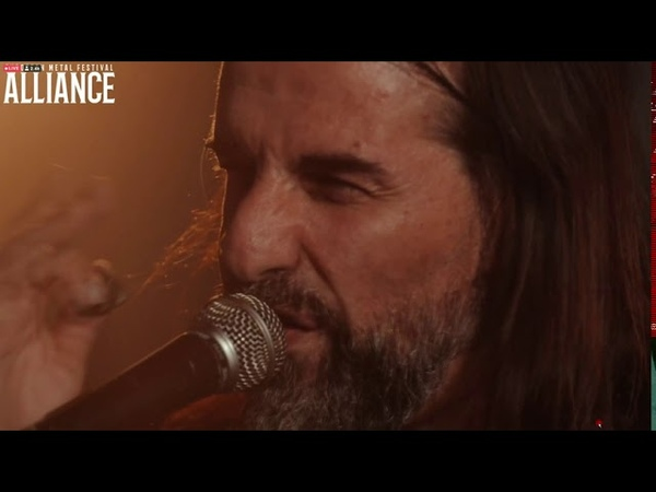 Rotting Christ — In Yumen - Xibalba (Live from studio) | European Metal Festival Alliance, 7.08.2020