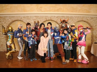 【FINAL STAGE】Uchuu Sentai Kyuranger [ENGLISH SUB - FULL HD]