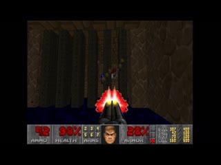 Doom II: Hell on Earth (сложность - Hurt me plenty) #4