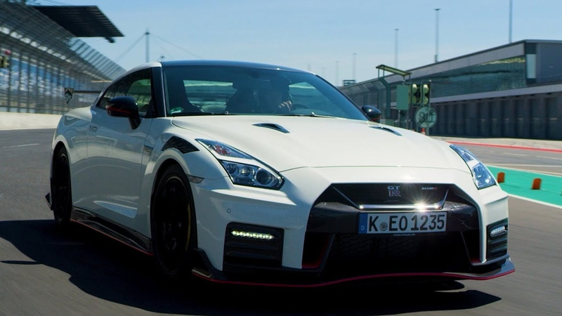 2020 Nissan GT-R NISMO – Improved aerodynamics