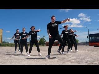 Hip-hop choreo by Boris