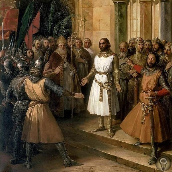 Готфрид Бульонский: воплощение рыцарства