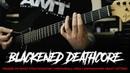 Blackened Deathcore Mix - Fender Jim Root Stratocaster | Mercuriall U530 | OwnHammer Heavy Hitters