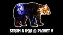 Serum Inja - Live @ Planet V London 🎶 Drum Bass Video Party