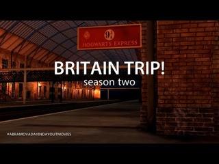 BRITAIN TRIP! - НОВЫЙ КОНКУРС! Platform 9¾, Harry Potter, Sherlock, Abbey Road, The Beatles!