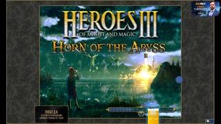 Dread's stream | Heroes III - Dread vs Dinablin |  [2]