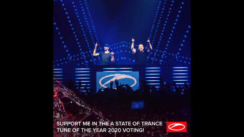 Vote for your ASOT Tune Of The Year
