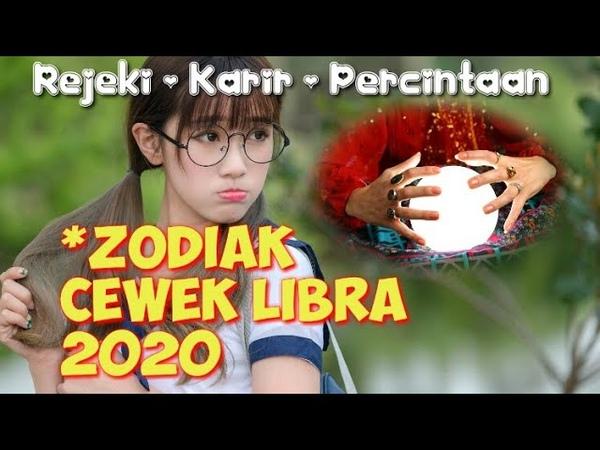 RAMALAN CEWEK LIBRA TAHUN 2020, Penuh Dinamika Cinta   Libra Female Horoscope 2020