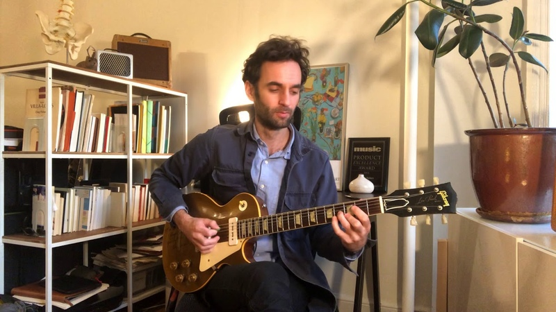Julian Lage Emily Johnny Mandel Cover