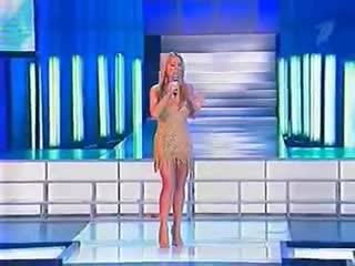 Mariah Carey  My All (Live in Russia 2003)