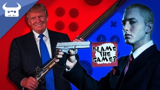 Can we stop blaming games for gun violence