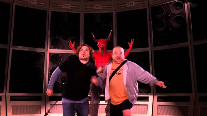 Tenacious D Beelzeboss The Final Showdown HD