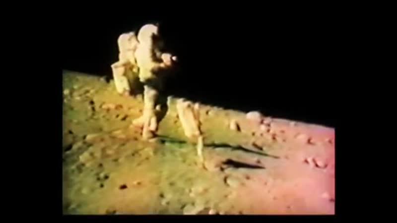 Невероятные приключения американцев на Луне Русская версия