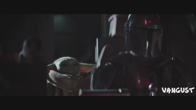 Йода валит на космическом Гелике