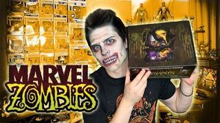 Марвел Зомби Marvel Collector Corps Marvel Zombies