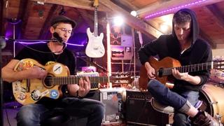 Un P'tit Gars Du Coin - Live session complet / Duo guitare avec Talleg (Onde Prod 2021)
