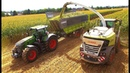 Mais 2020 LU Steyns Großeinsatz Fendt 942 Claas Jaguar 980 Biogas Bergmann Häckseln XXL