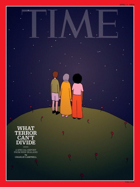 Time International Edition - April 01, 2019