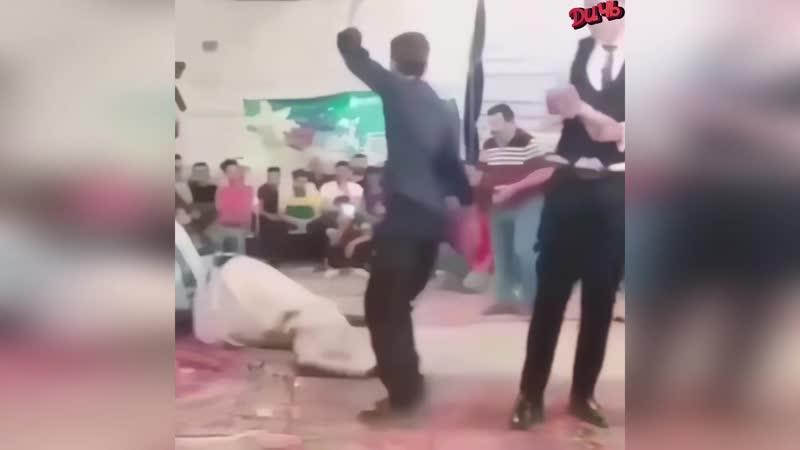 Танец Аладдина