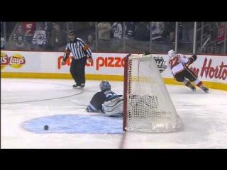 Shootout - Calgary Flames Vs Winnipeg Jets. November 18th 2013. (HD)