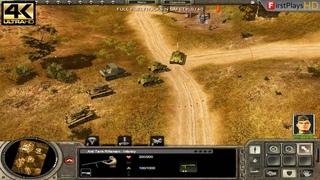 Codename: Panzers, Phase One (2004) - PC Gameplay 4k 2160p / Win 10