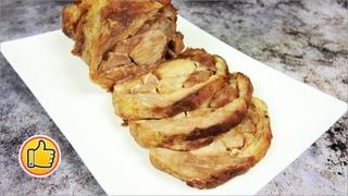Мясо, запеченное в духовке целым куском | Очень Вкусно и Сочно!
