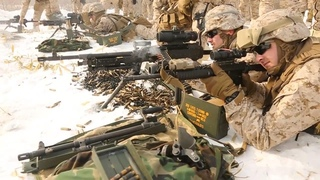 Intense Military Training! U.S Marines Heavy Live Fire Exercises in Japan
