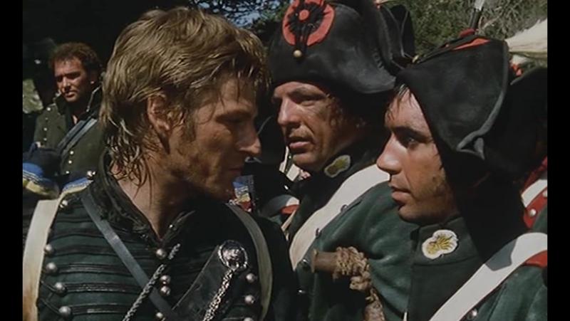 Приключения королевского стрелка Шарпа 1993г 7 серия