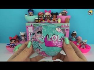 ЛОЛ Сюрпризы ОРИГИНАЛ и китайские ПОДДЕЛКИ Три шарика с куклами Fake LOL Dolls S