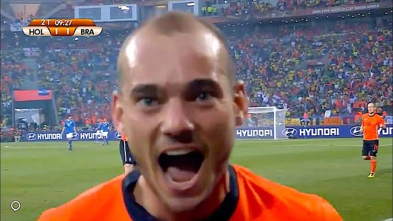 Wesley Sneijder was AMAZING in 2010
