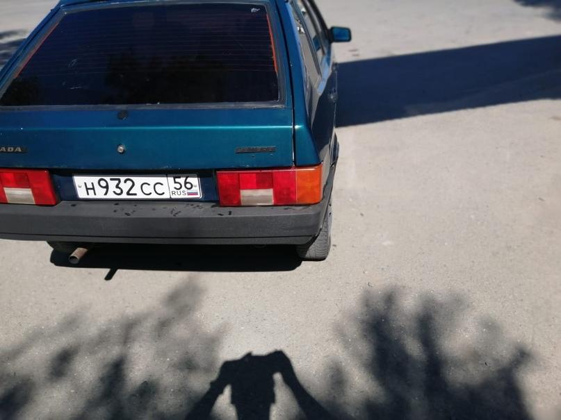 Купить ВАЗ 2109 1997г Для своих лет | Объявления Орска и Новотроицка №8521