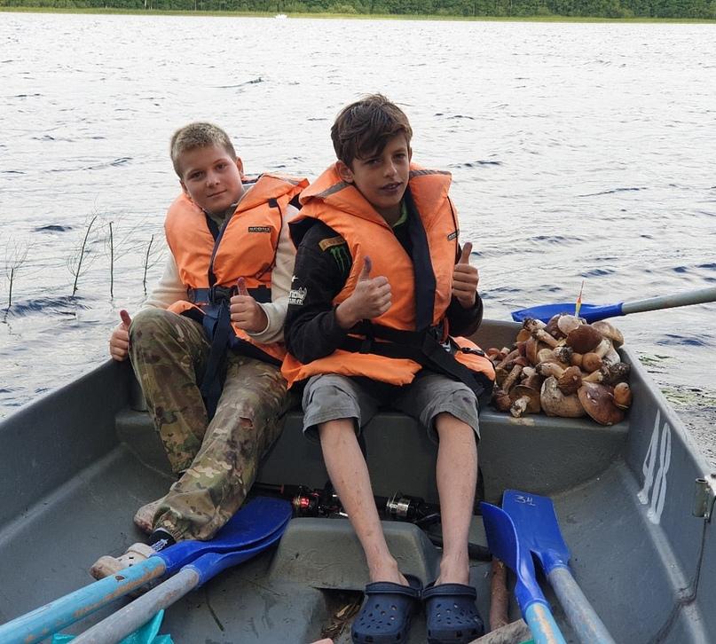 Состоялся 10-дневный лодочный поход по Вуоксе (Ленинградская область) с участием скаутов из Москвы и Санкт-Петербурга