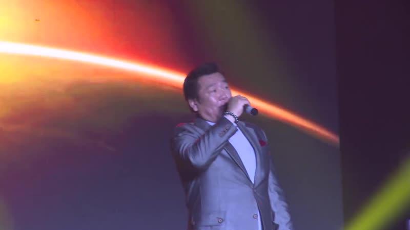 В Бурятии в ФСК прошел большой концерт посвященный празднику белого месяца