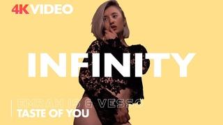 4K VIDEO   Emrah Is & Vesso - Taste of You (INFINITY) #enjoybeauty